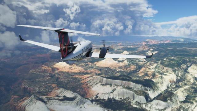 Microsoft Flight Simulator screenshot 6