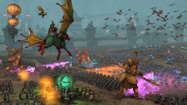 Total War: Warhammer III screenshot 1