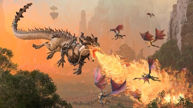 Total War: Warhammer III screenshot 2
