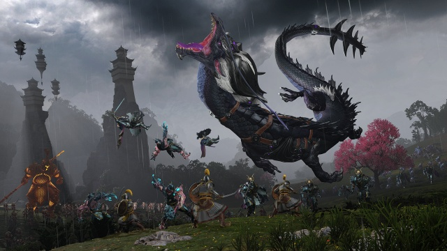 Total War: Warhammer III screenshot 3