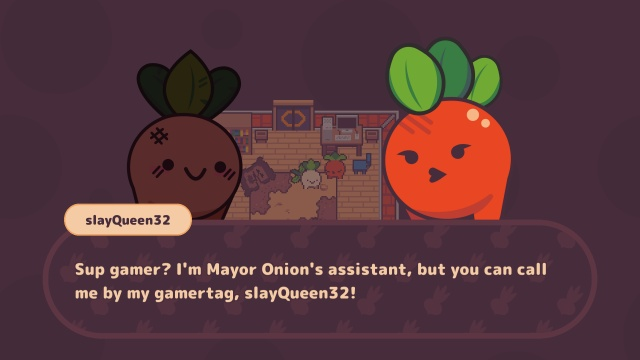 Turnip Boy Commits Tax Evasion screenshot 9