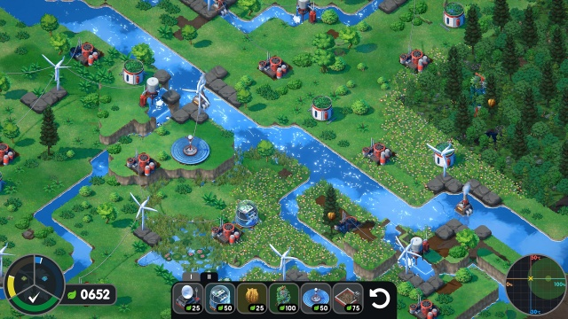 Terra Nil screenshot 2