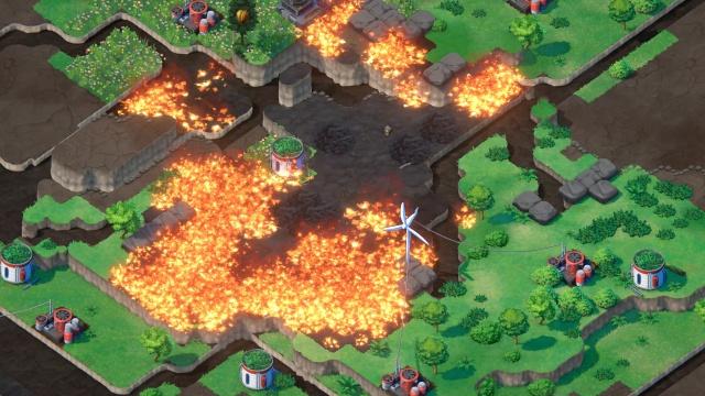 Terra Nil screenshot 3