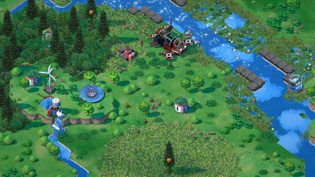 Terra Nil screenshot 5