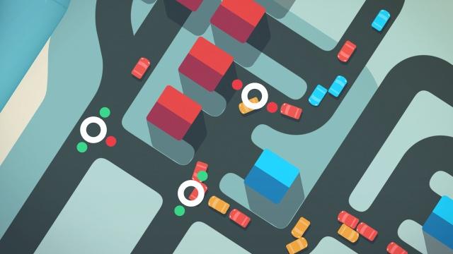 Mini Motorways screenshot 5