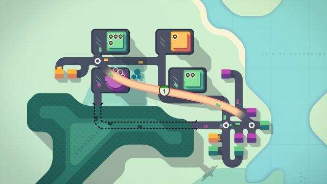 Mini Motorways screenshot 6
