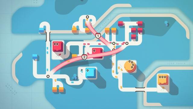 Mini Motorways screenshot 8