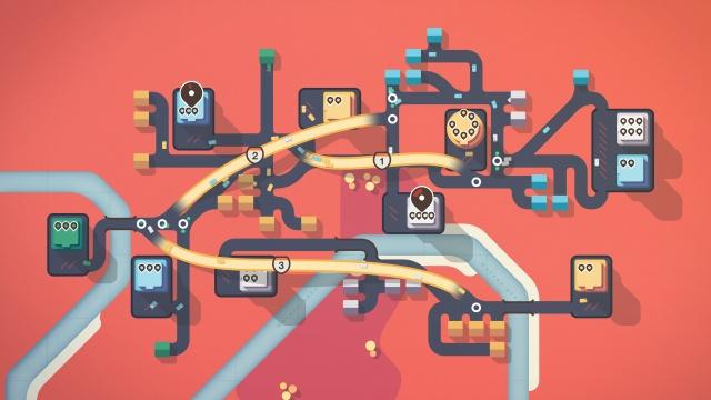Mini Motorways screenshot 11