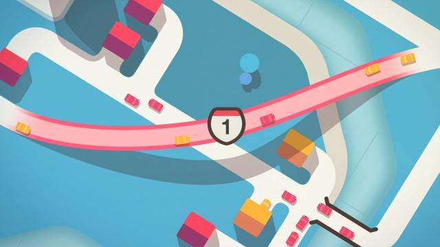 Mini Motorways screenshot 12