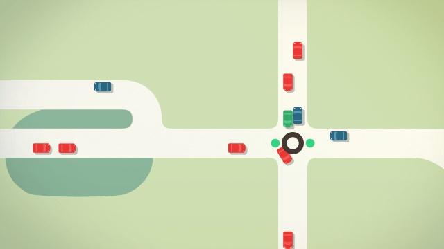 Mini Motorways screenshot 13