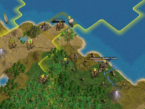 Territorial waters