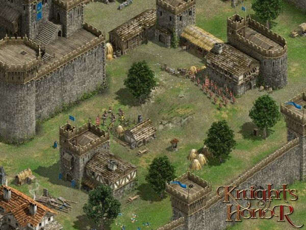 Medieval Castle Building Games Online