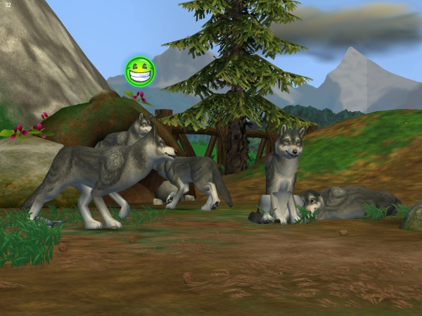 Wolf Pack Games Online