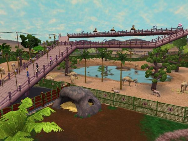 zoo tycoon 2 pc