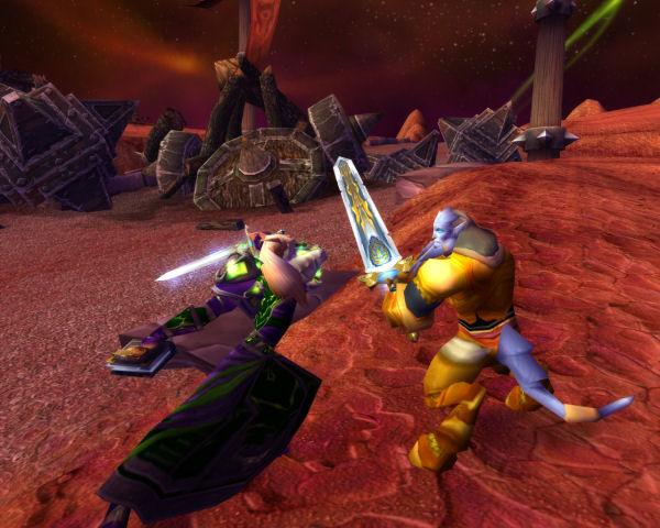 World Of Warcraft The Burning Crusade Screenshot 21 Pc The