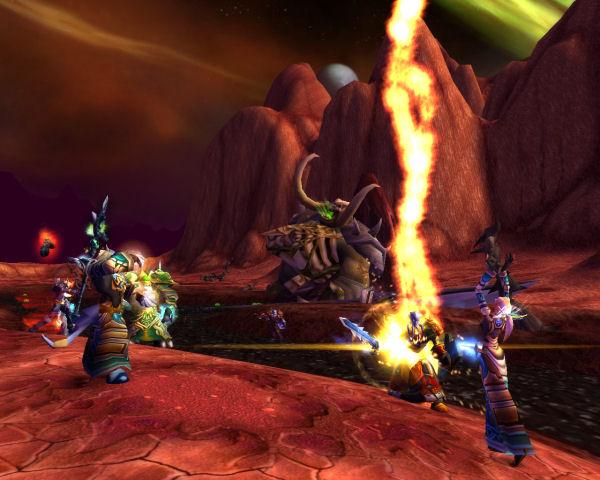 World Of Warcraft The Burning Crusade Screenshot 31 Pc The
