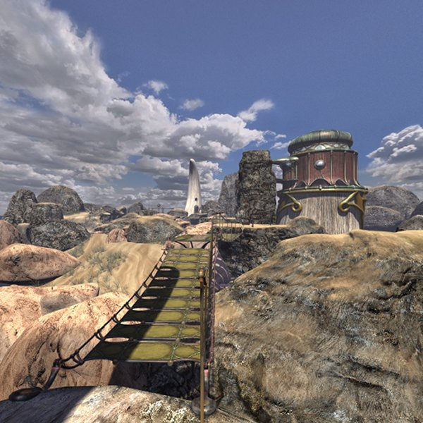 myst iii exile screenshot 5 playstation 2 the gamers temple