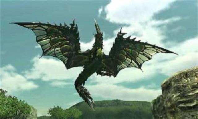Monster Hunter Generations screenshot 3