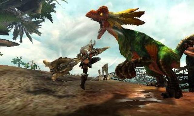 Monster Hunter Generations screenshot 5