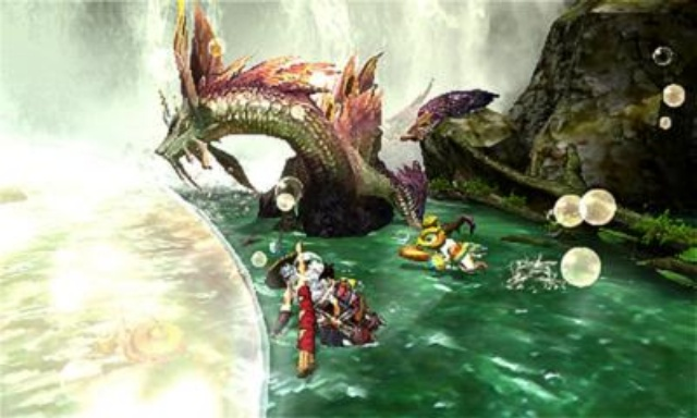 Monster Hunter Generations screenshot 7