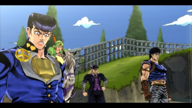 JoJo's Bizarre Adventure: Eyes of Heaven screenshot 58