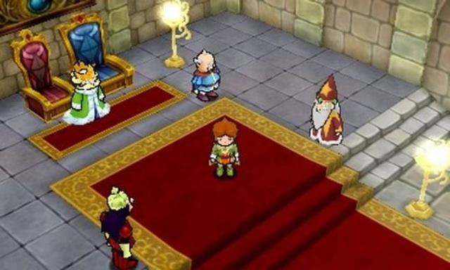 Return to PopoloCrois: A Story of Seasons Fairytale screenshot 6
