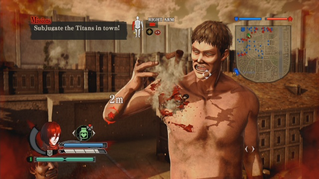 Attack on Titan screenshot 9
