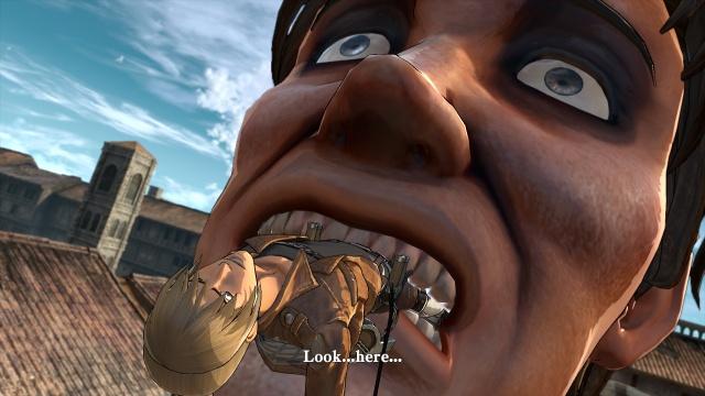 Attack on Titan screenshot 19