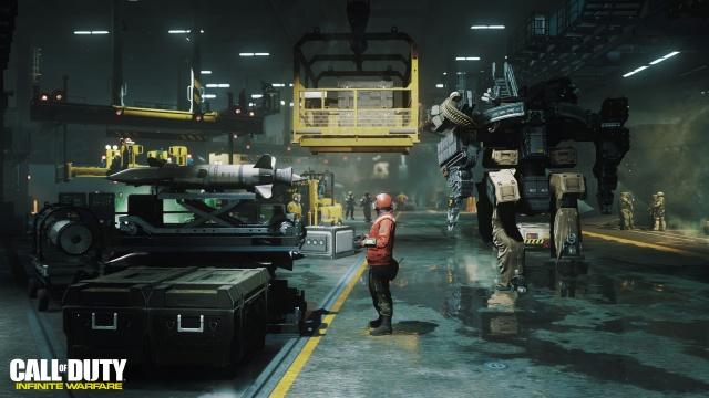 Call of Duty: Infinite Warfare screenshot 13