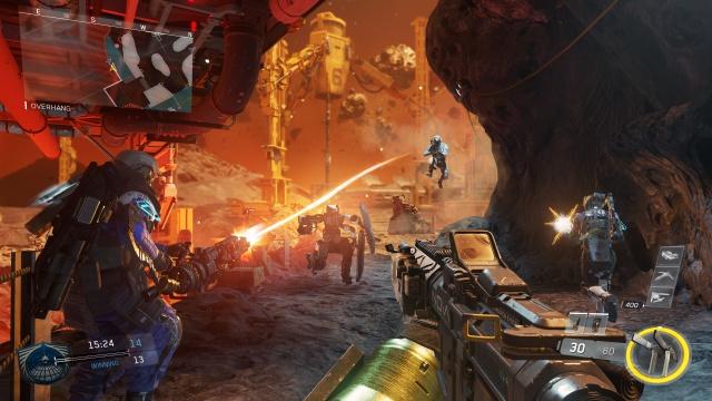 Call of Duty: Infinite Warfare screenshot 25