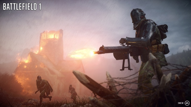 Battlefield 1 screenshot 4
