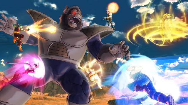 Dragon Ball Xenoverse 2 screenshot 1