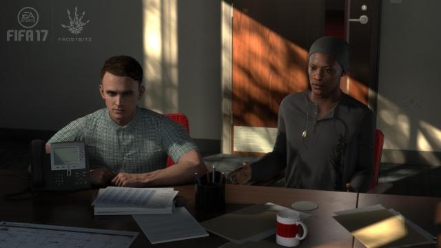 FIFA 17 screenshot 10