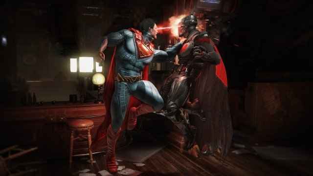 Injustice 2 screenshot 11