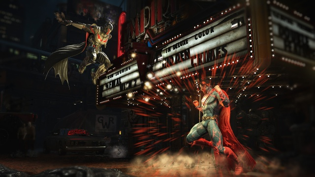 Injustice 2 screenshot 12