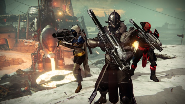 Destiny: Rise of Iron screenshot 21