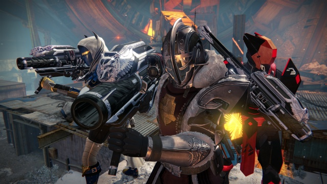 Destiny: Rise of Iron screenshot 23