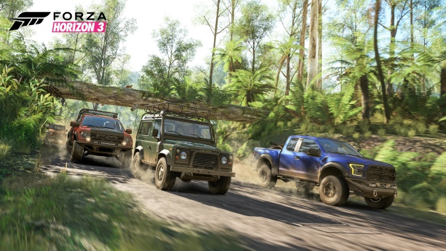 Forza Horizon 3 screenshot 7