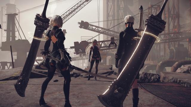 NieR: Automata Become as Gods Edition screenshot 3