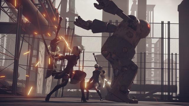 NieR: Automata Become as Gods Edition screenshot 5