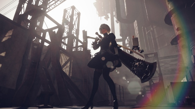 NieR: Automata Become as Gods Edition screenshot 6