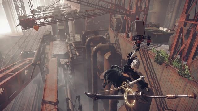 NieR: Automata Become as Gods Edition screenshot 7