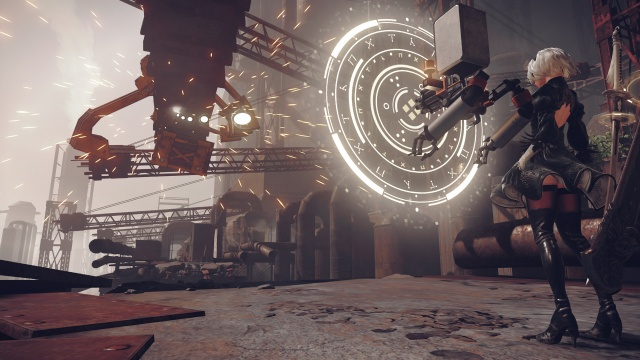 NieR: Automata Become as Gods Edition screenshot 8