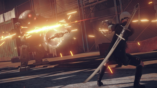 NieR: Automata Become as Gods Edition screenshot 9