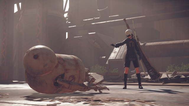 NieR: Automata Become as Gods Edition screenshot 10