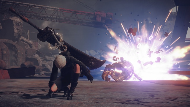 NieR: Automata Become as Gods Edition screenshot 11