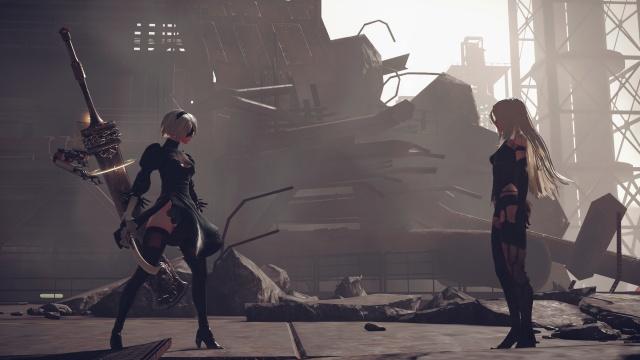 NieR: Automata Become as Gods Edition screenshot 12