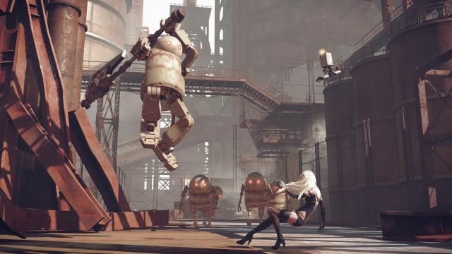 NieR: Automata Become as Gods Edition screenshot 14
