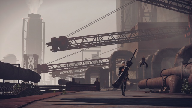 NieR: Automata Become as Gods Edition screenshot 15