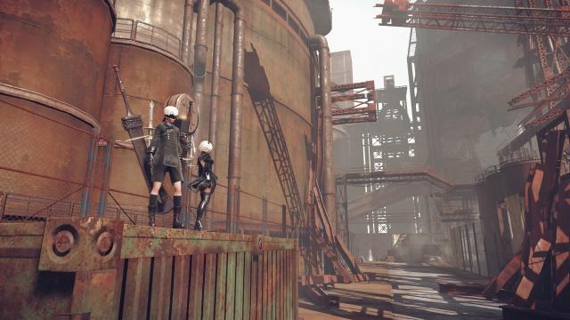 NieR: Automata Become as Gods Edition screenshot 16
